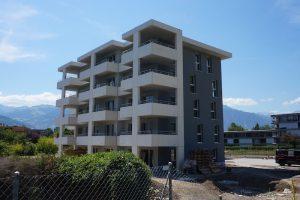2 immeubles locatifs de 15 appartements